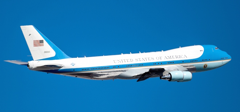 Air Force One Loewy